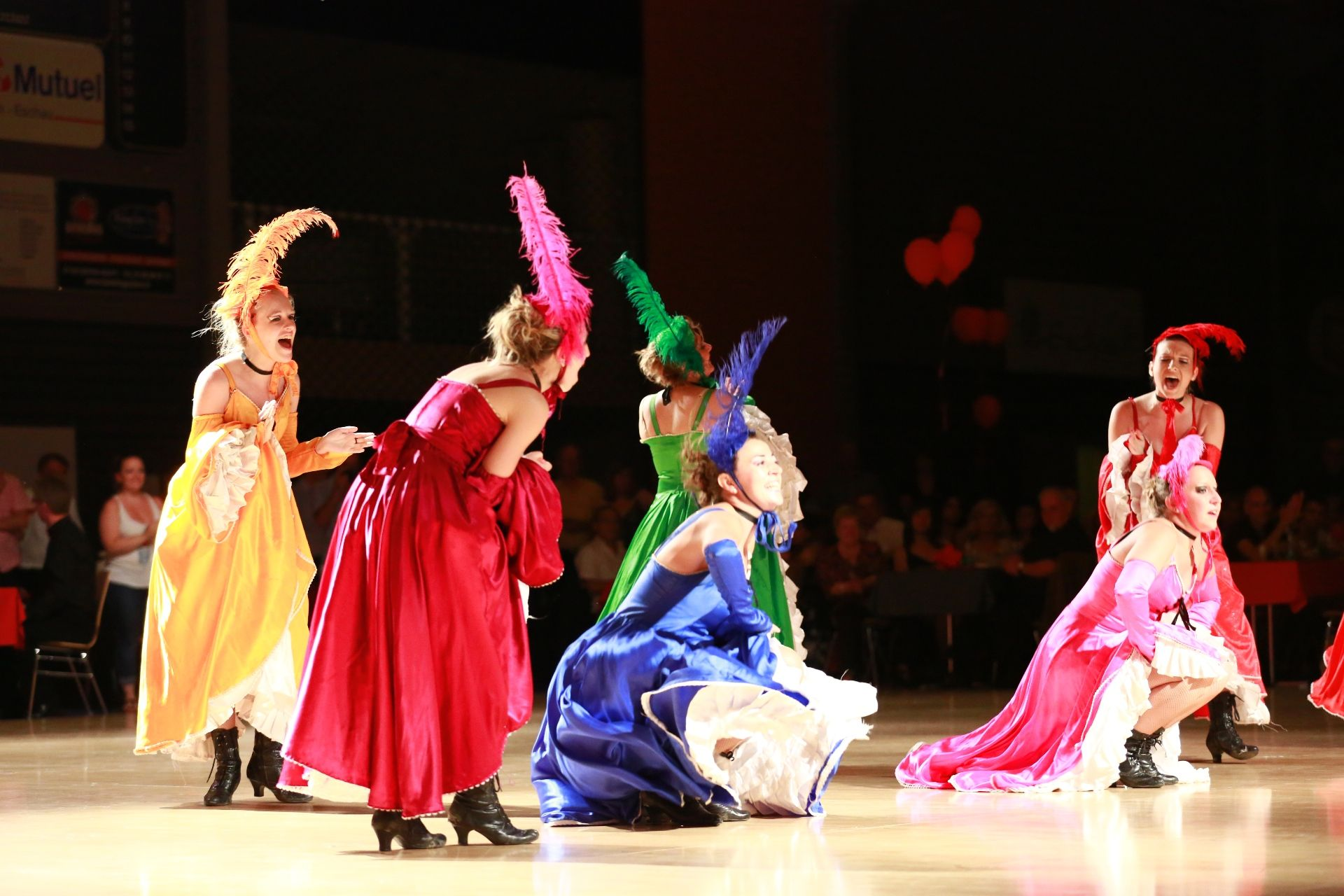 K DANSE FRENCH CANCAN (60)