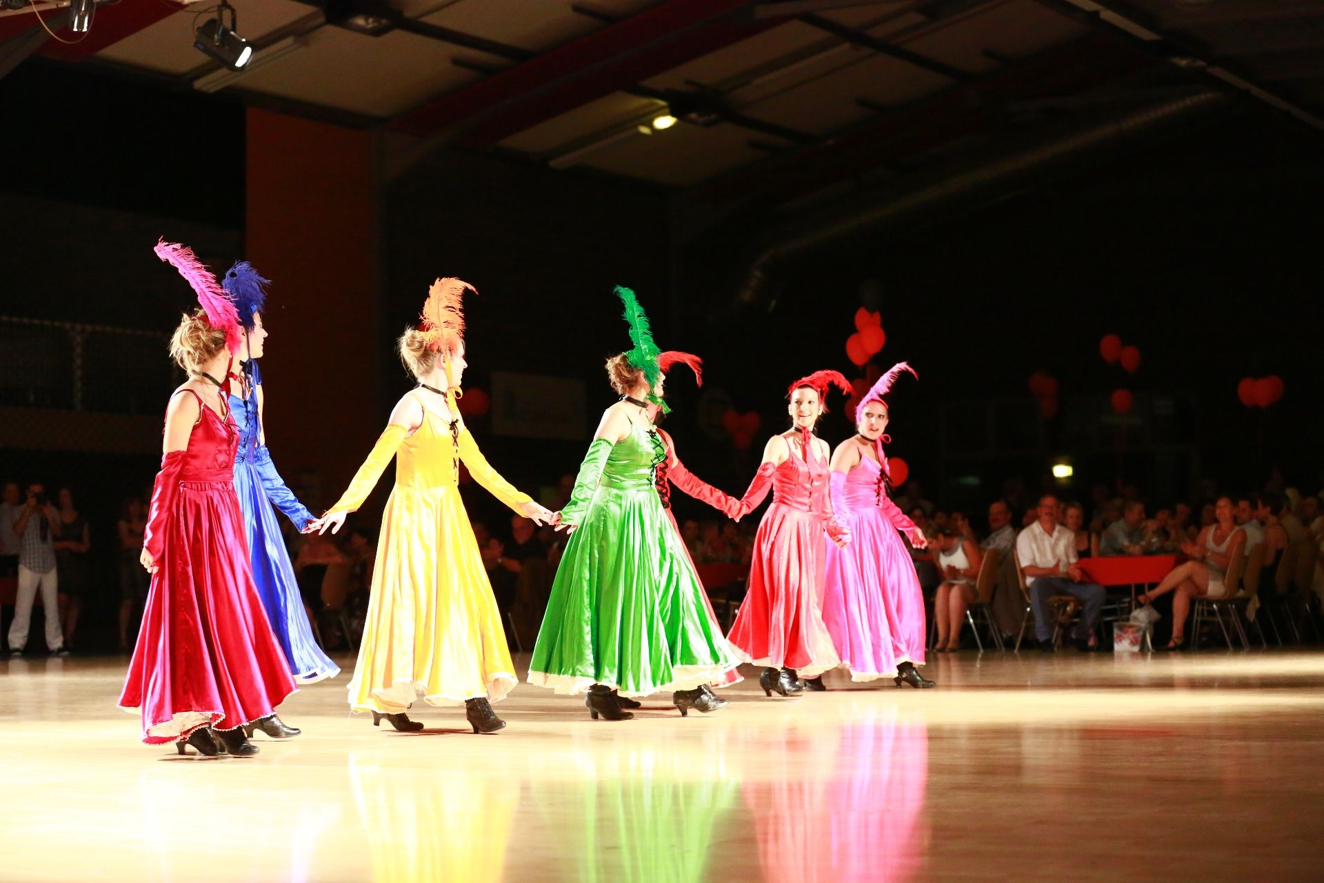 K DANSE FRENCH CANCAN (72)