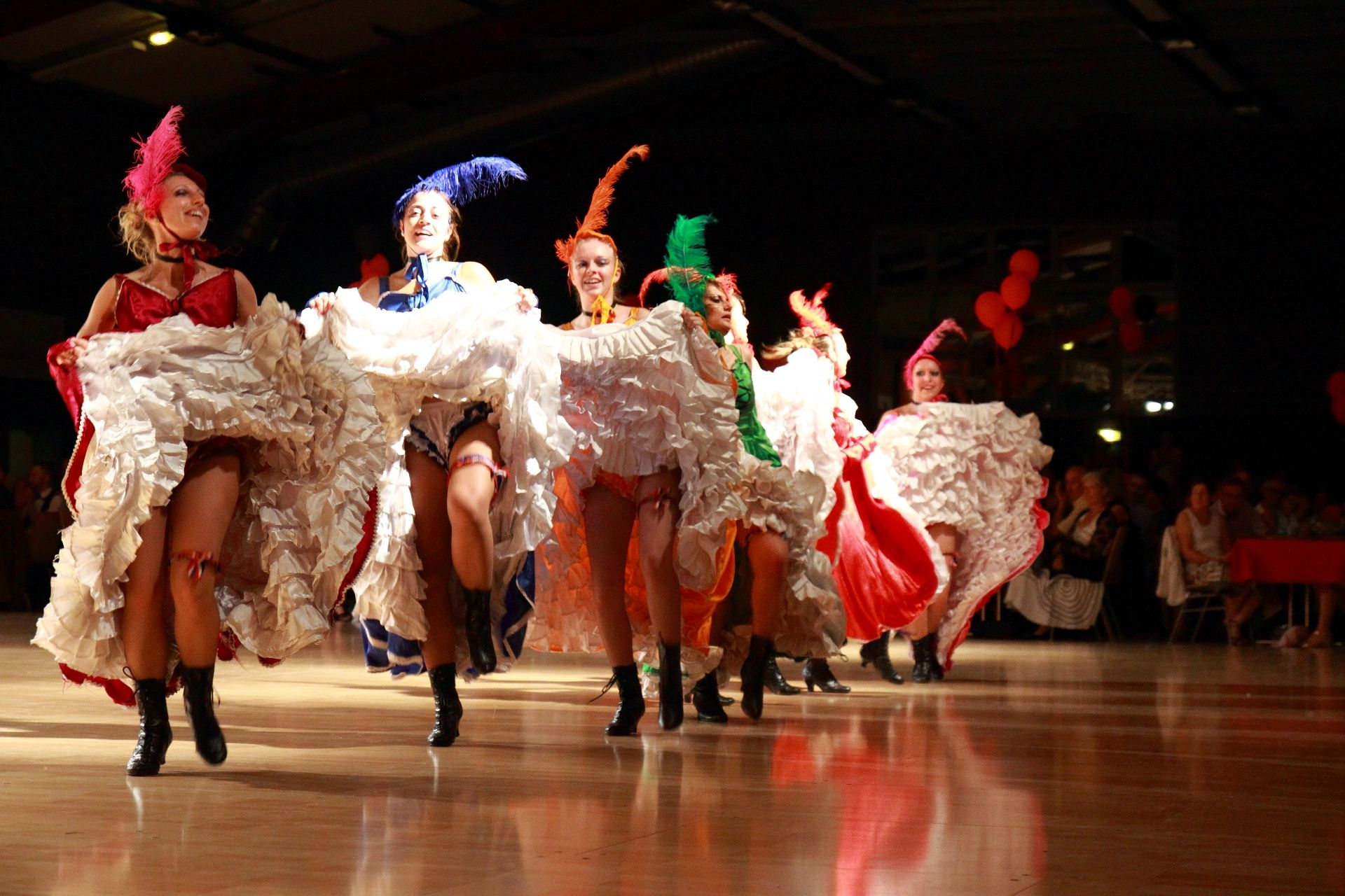K DANSE FRENCH CANCAN (90)