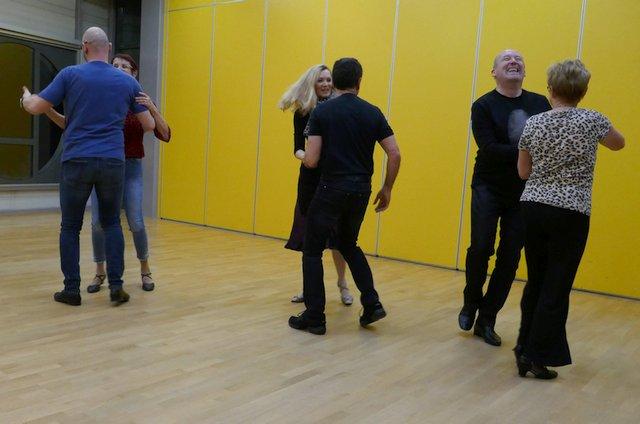 cours de danse de bal à eschau