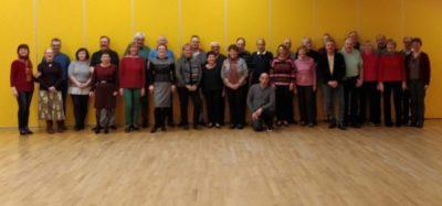 Cour de danse de salon débutant environs de Strasbourg