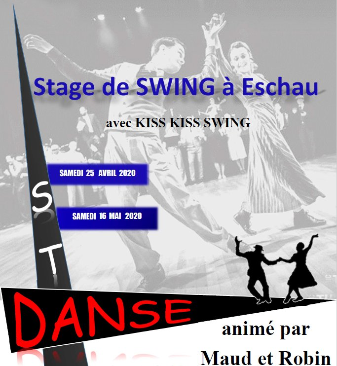 You are currently viewing Stage de swing