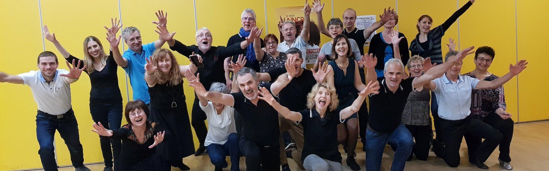 Téléthon à Eschau 2019